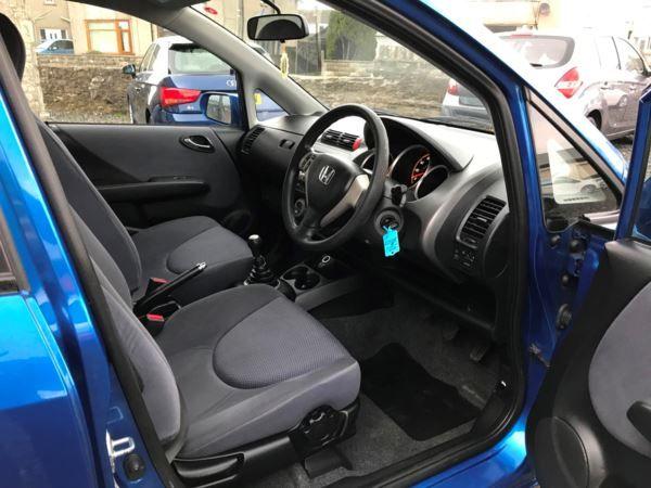 2008 Honda Jazz 1.4 I-DSI SE image 4