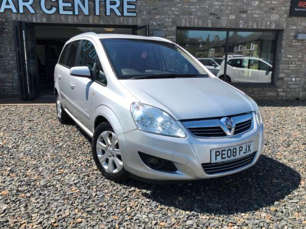 2008 Vauxhall Zafira 1.9 CDTI image 1