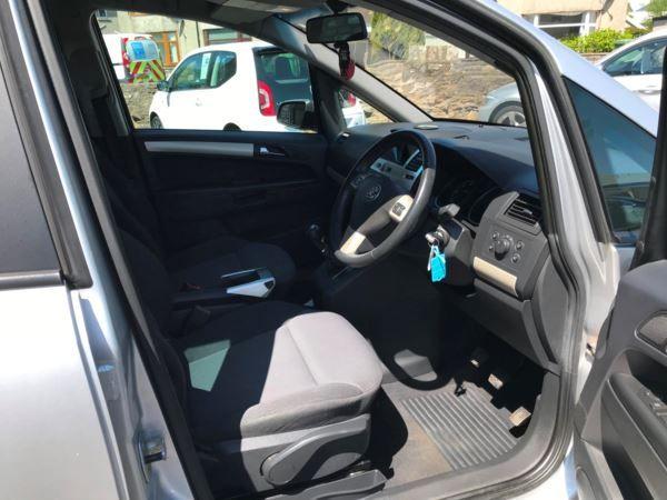 2008 Vauxhall Zafira 1.9 CDTI image 4
