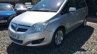 2008 Vauxhall Zafira 1.9 CDTI image 2