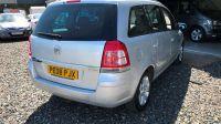 2008 Vauxhall Zafira 1.9 CDTI image 7