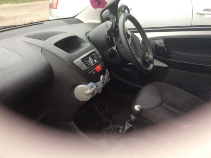 2013 Peugeot 107 1.0 image 5