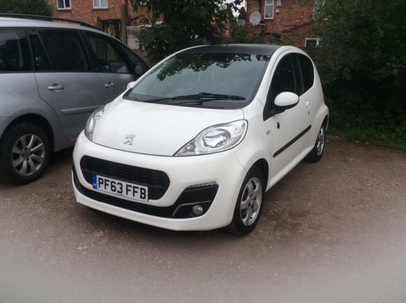 2013 Peugeot 107 1.0 image 9