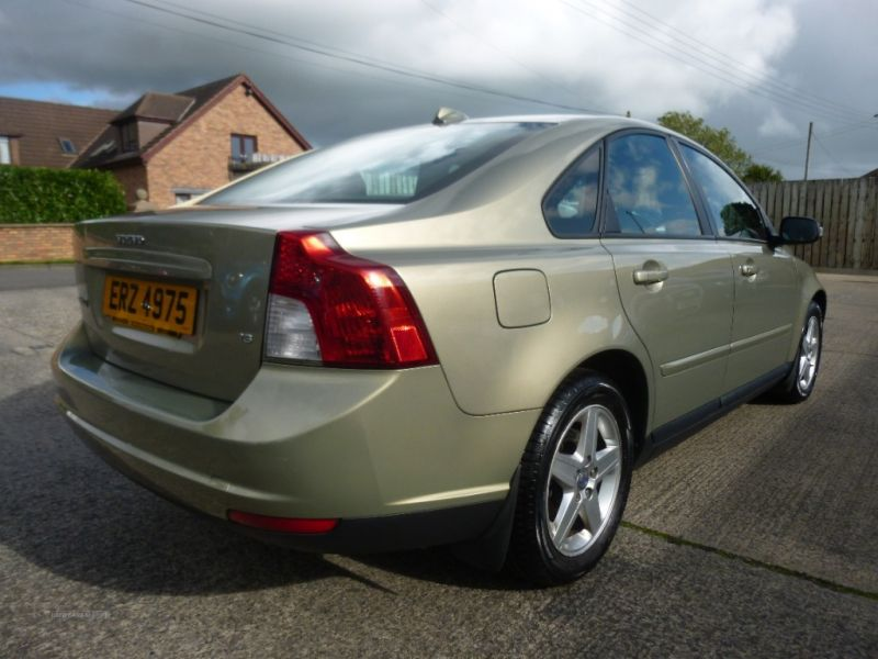 2007 Volvo S40 1.6 16V image 5
