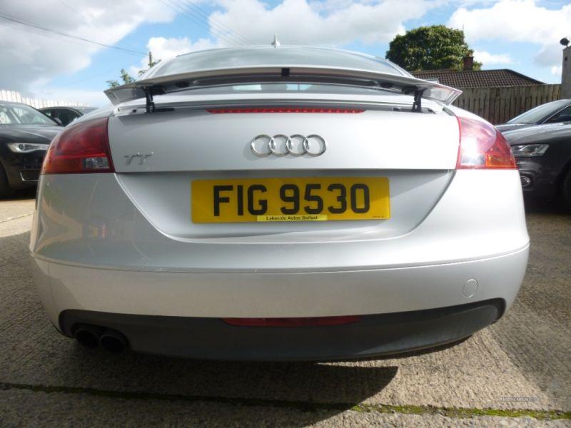 2008 Audi TT 2.0 FSI 2dr image 4