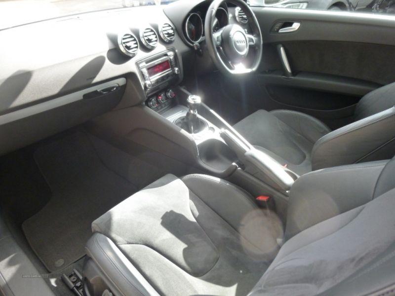 2008 Audi TT 2.0 FSI 2dr image 8