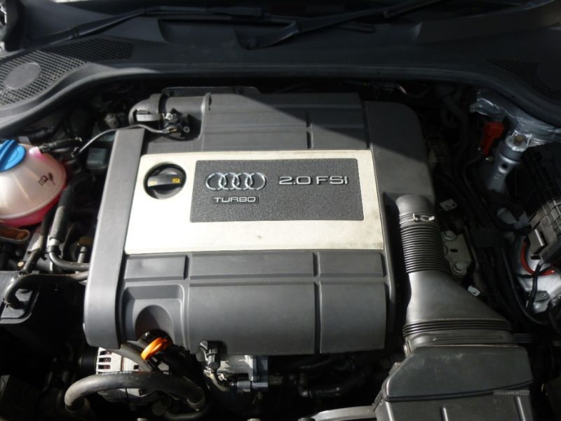 2008 Audi TT 2.0 FSI 2dr image 10