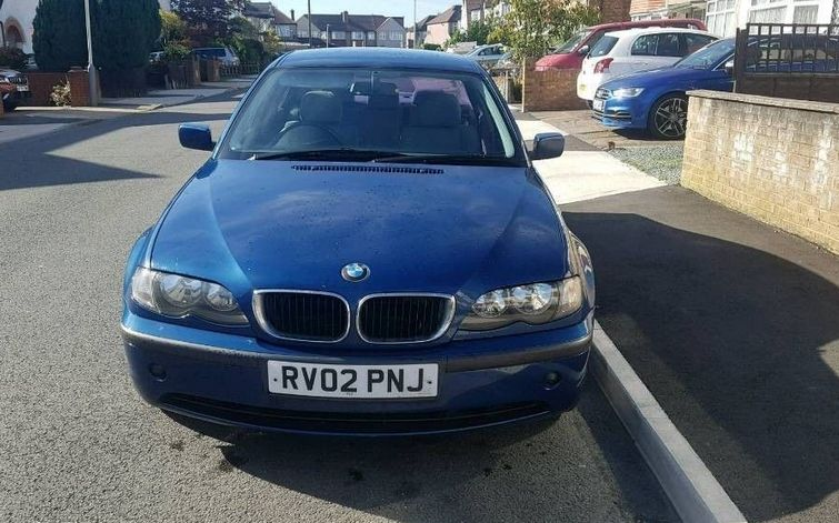 2002 BMW E46 320D SE M Sport image 2