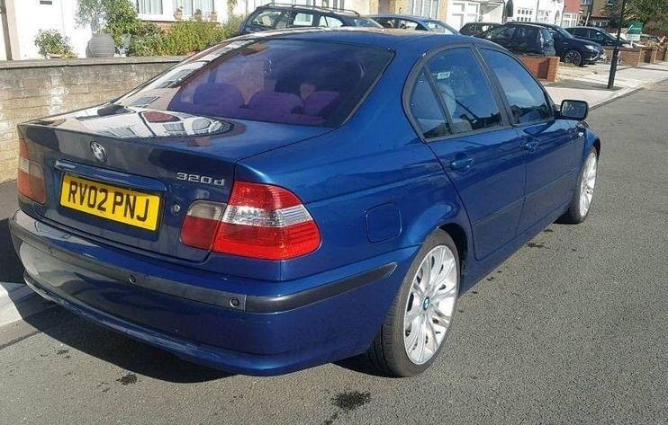 2002 BMW E46 320D SE M Sport image 3