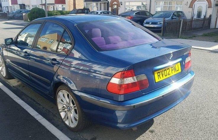 2002 BMW E46 320D SE M Sport image 4