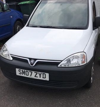 2007 Vauxhall Combo 1.7 image 1