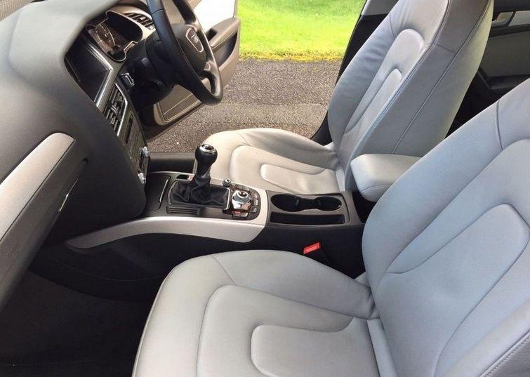 2013 Audi A4, 2.0 TDI image 6