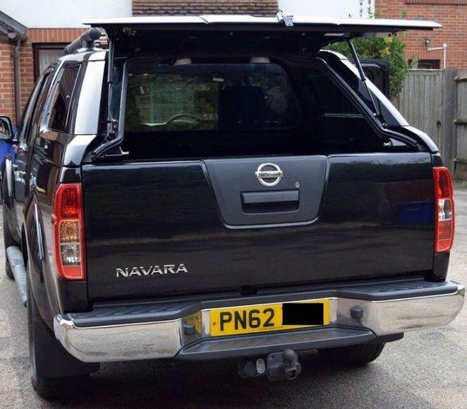 2012 Nissan Navara image 4