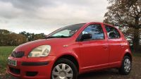 2003 Toyota Yaris T3 image 3