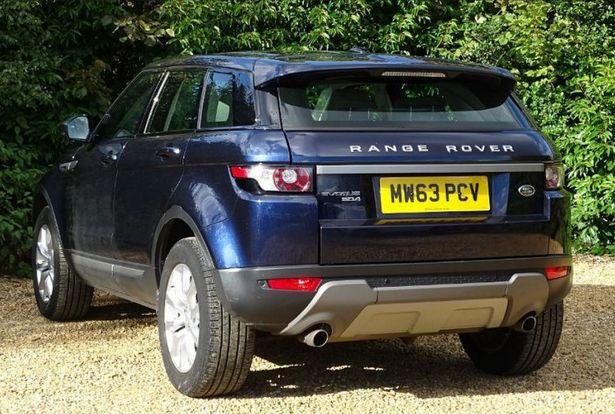 Land Rover Range Rover Evoque 2.2 SD4 (190hp) Pure TECH image 2