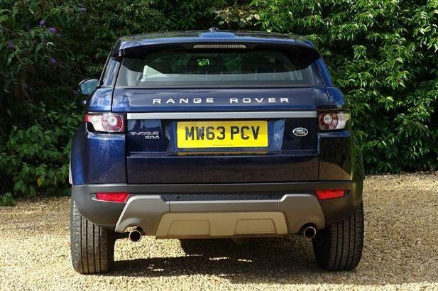 Land Rover Range Rover Evoque 2.2 SD4 (190hp) Pure TECH image 6