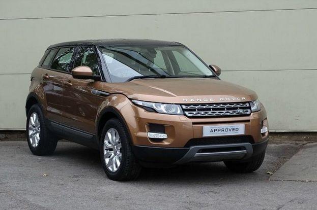 Land Rover Range Rover Evoque 2.2 SD4 (190hp) Pure TECH image 1