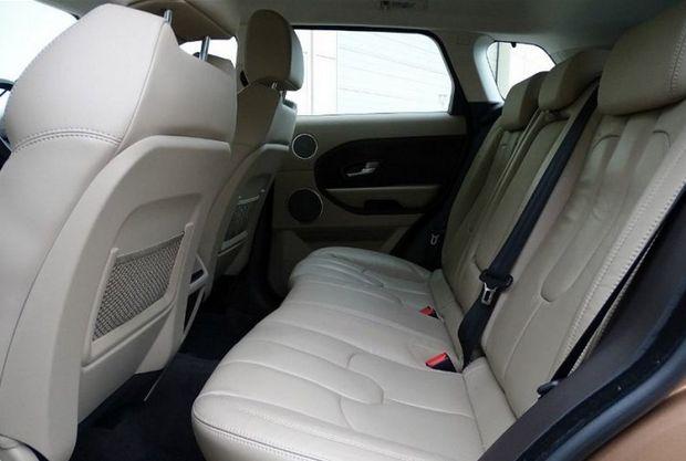 Land Rover Range Rover Evoque 2.2 SD4 (190hp) Pure TECH image 4