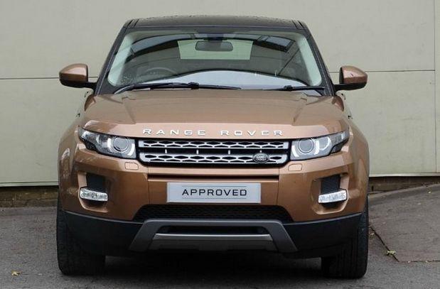 Land Rover Range Rover Evoque 2.2 SD4 (190hp) Pure TECH image 7