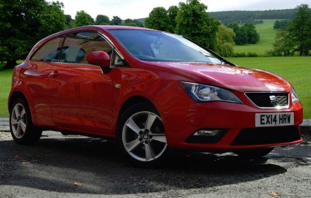 SEAT Ibiza 1.4 16v Toca SportCoupe 3dr image 1