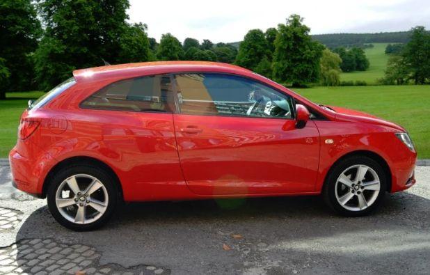SEAT Ibiza 1.4 16v Toca SportCoupe 3dr image 2