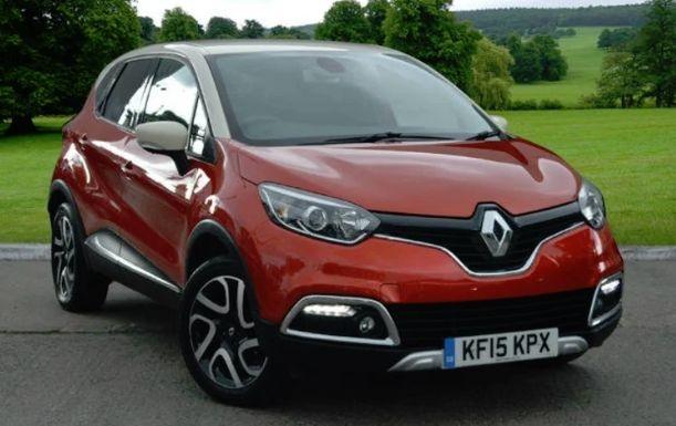 Renault Captur 0.9 TCe ENERGY Signature image 1