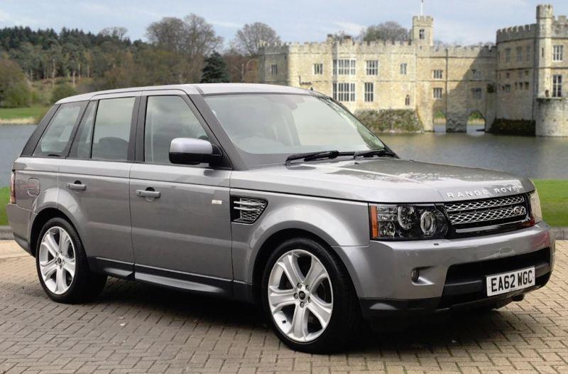 2012 Land Rover Range Rover Sport 3.0L SDV6 HSE LUXURY image 1