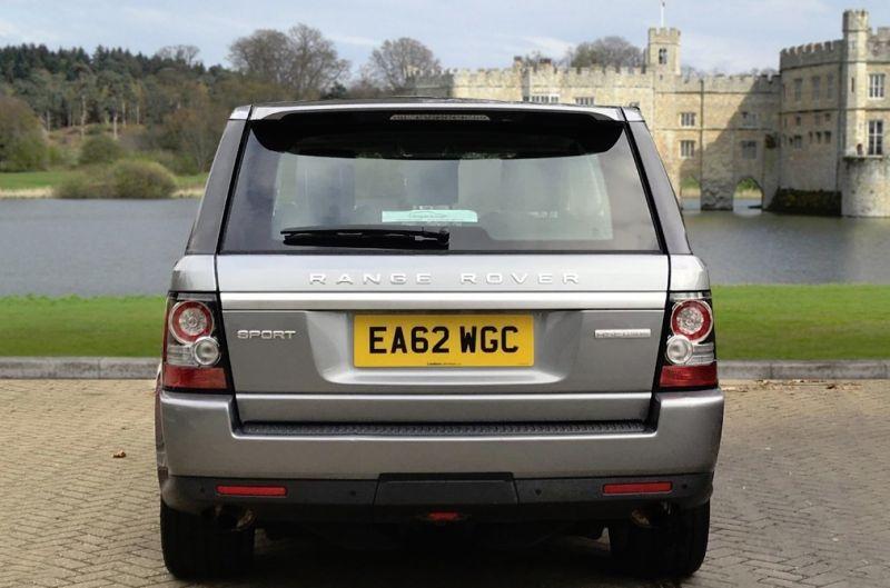 2012 Land Rover Range Rover Sport 3.0L SDV6 HSE LUXURY image 5