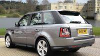 2012 Land Rover Range Rover Sport 3.0L SDV6 HSE LUXURY image 2