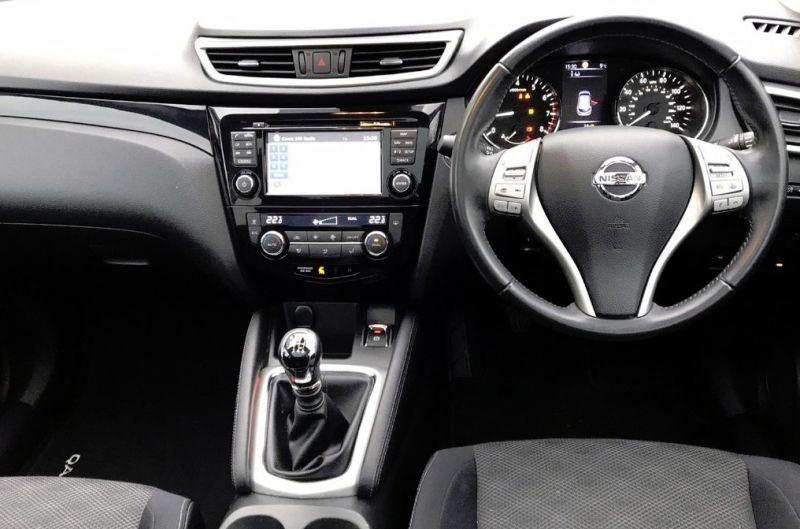 2014 Nissan Qashqai 1.2L ACENTA PREMIUM DIG-T image 6