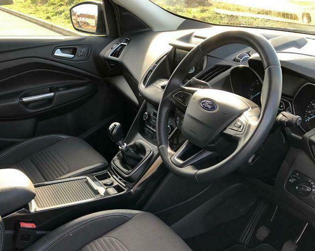 2017 Ford Kuga image 5