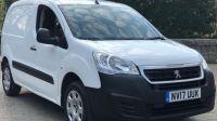2017 Peugeot Partner image 3
