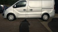 2016 Vauxhall Vivaro 1.6 Cdti image 5