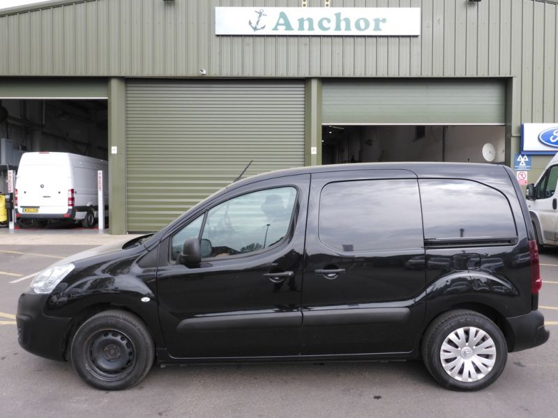 2016 Citroen Berlingo 1.6