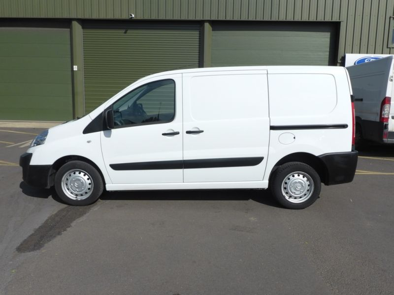 2015 Citroen Dispatch 1.6