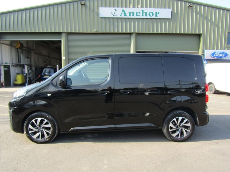 2017 Citroen Dispatch 2.0
