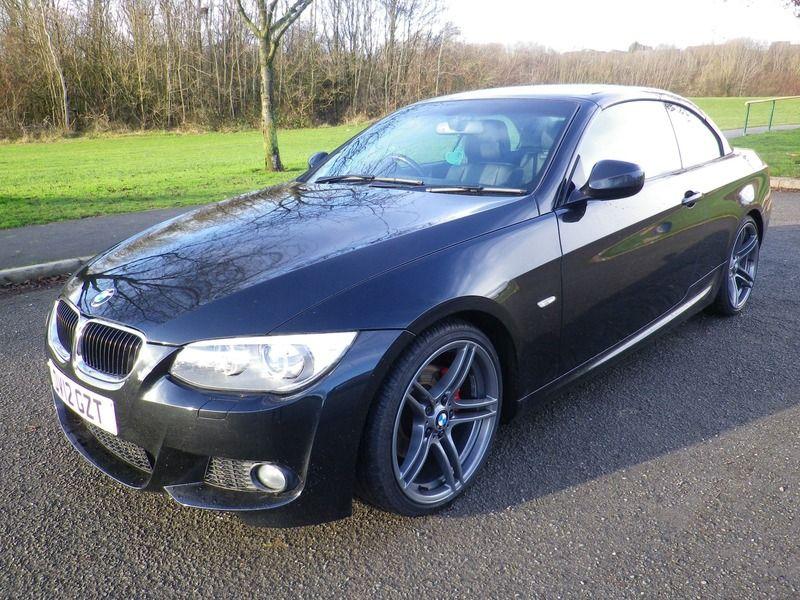 2012 BMW 3 Series 320D M Sport