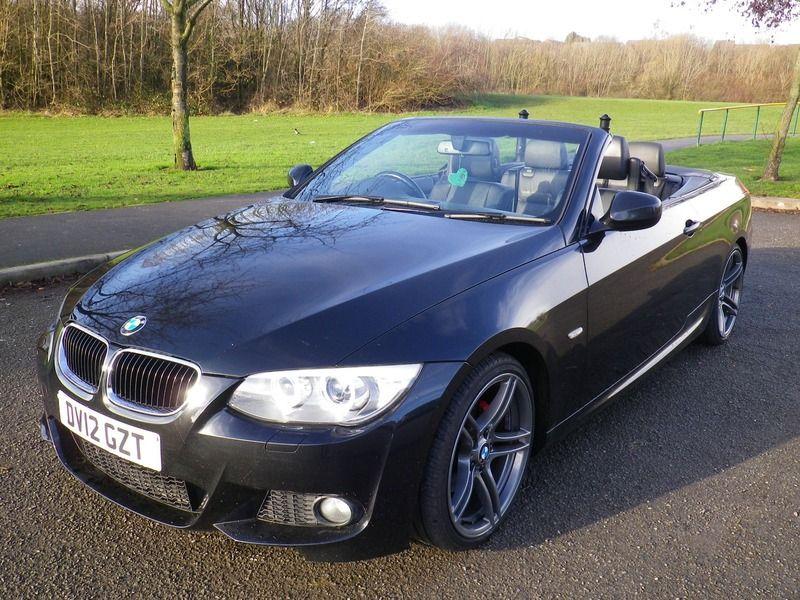 2012 BMW 3 Series 320D M Sport image 7
