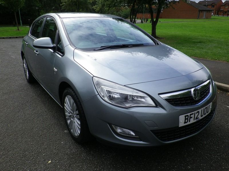 2012 Vauxhall Astra 1.4 5dr