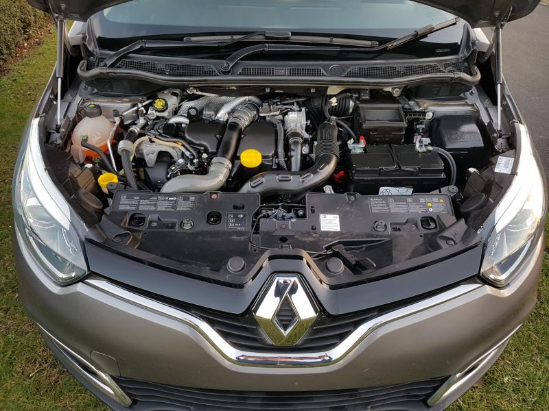 2015 Renault Captur1.5 dCi image 8