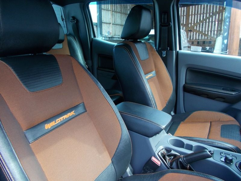 2016 Ford Ranger WILDTRAK 4X4 DCB TDCI image 4