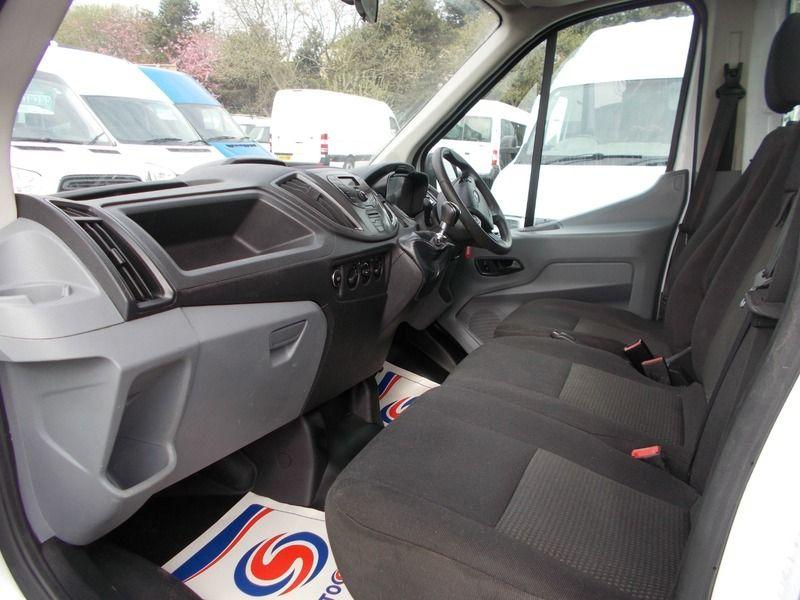 2016 Ford Transit 350 C/C DRW image 5