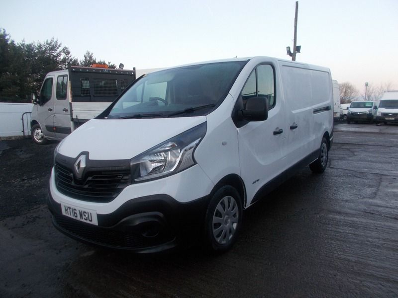 2016 Renault Trafic LL29 DCI S/R P/V image 2
