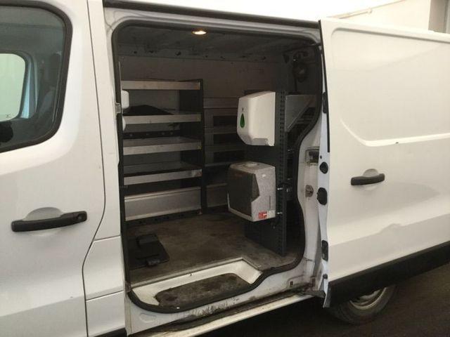 2015 Vauxhall Vivaro 1.6 2900 L1H1 CDTI P/V image 3