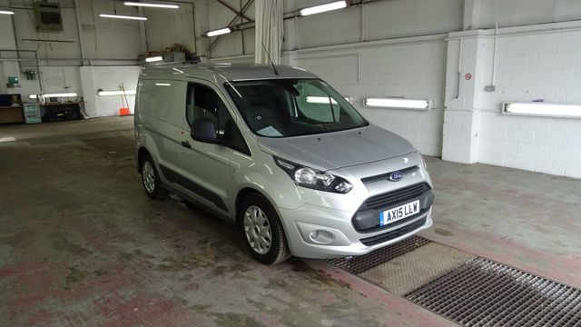 2015 Ford Transit Connect 1.6 200 TREND P/V