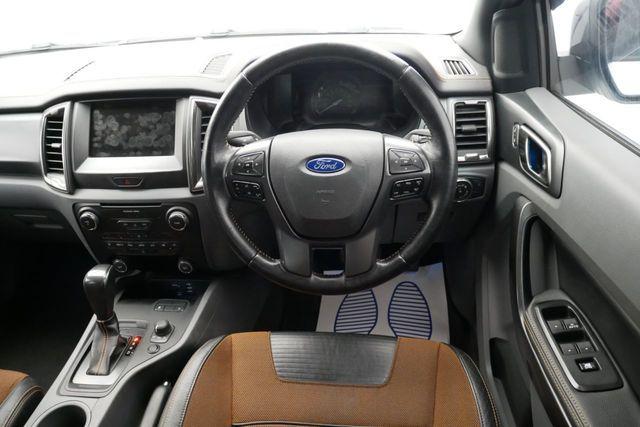 2016 Ford Ranger 3.2 4X4 DCB TDCI image 9
