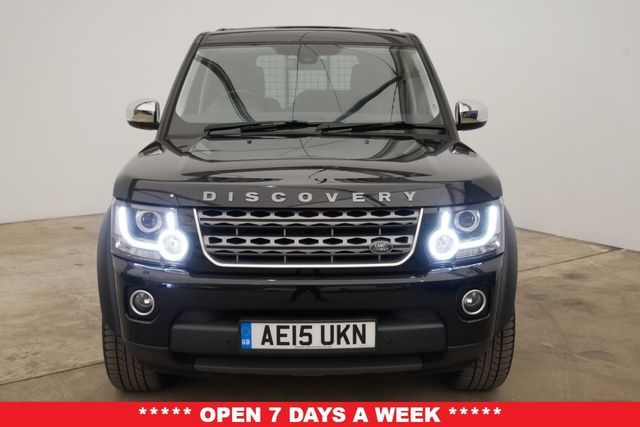 2015 Land Rover Discovery 3.0 image 1