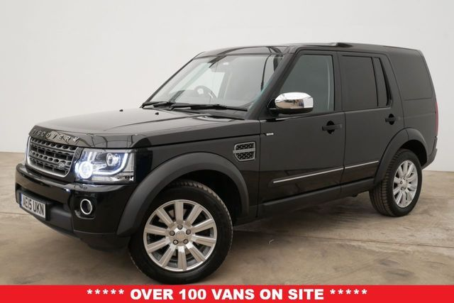2015 Land Rover Discovery 3.0 image 2