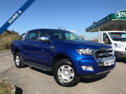 2017 Ford Ranger 2.2 Limited 4X4 Dcb Tdci