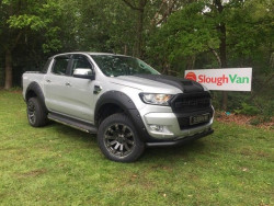 2016 Ford Ranger 2.2 Limited 4X4 DCB Tdci